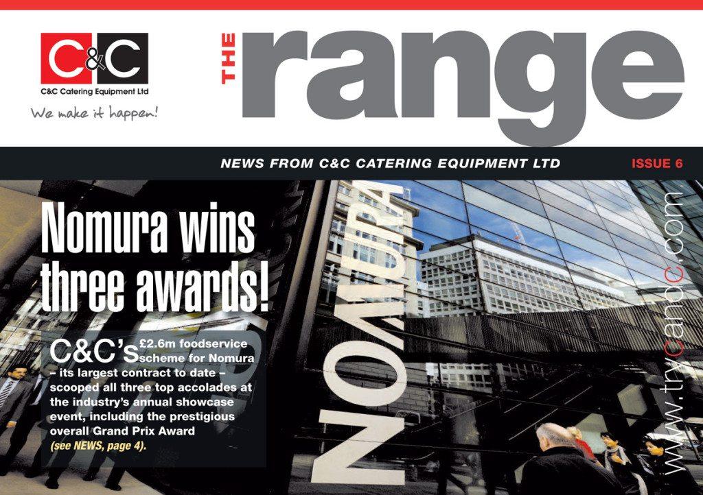 C&C The Range No6