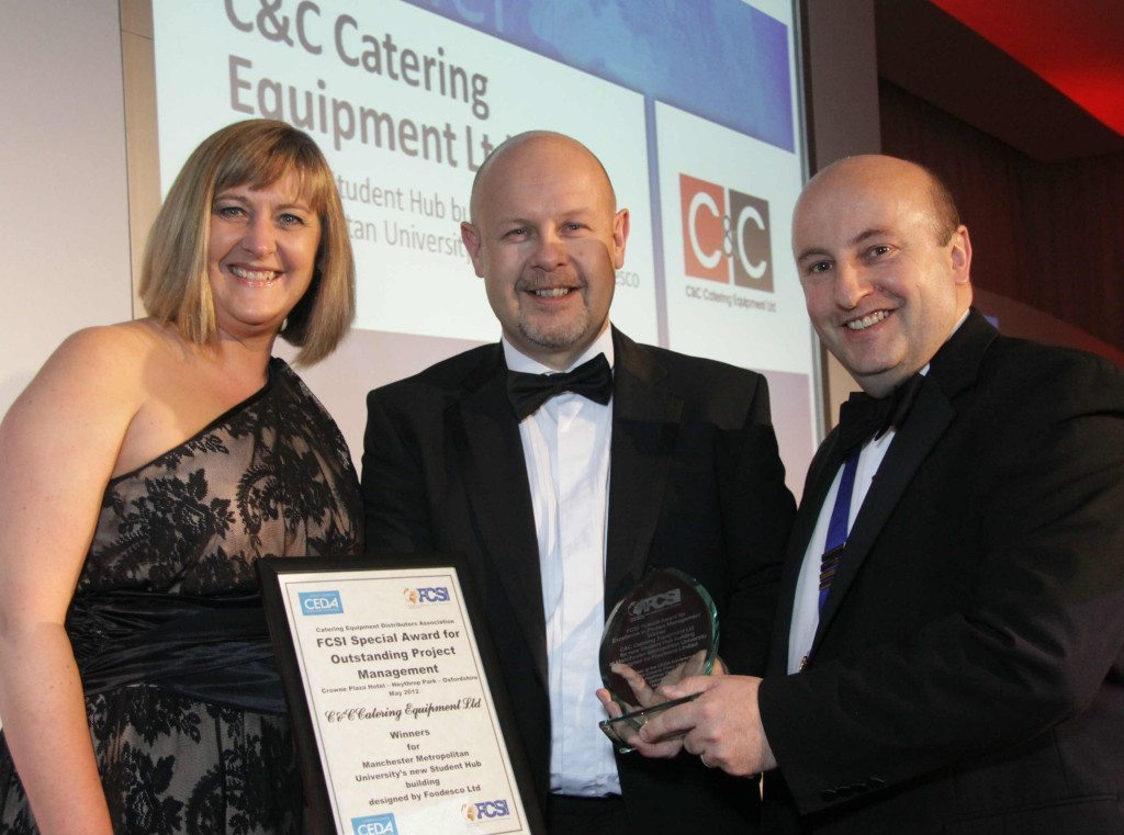 C&C win the FCSI Special Award for Excellence in Project Management