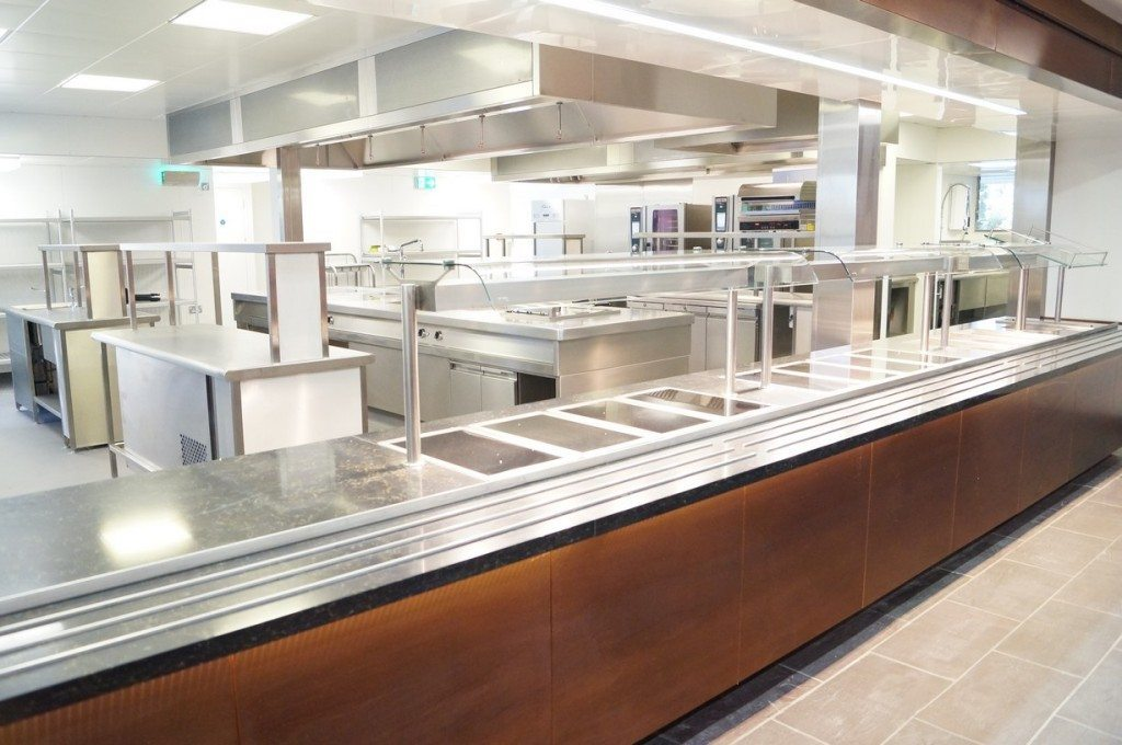 Wolfson College Catering Equipment  Project