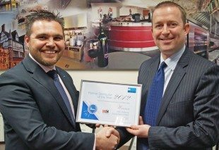 C&C wins warewashing award for third time