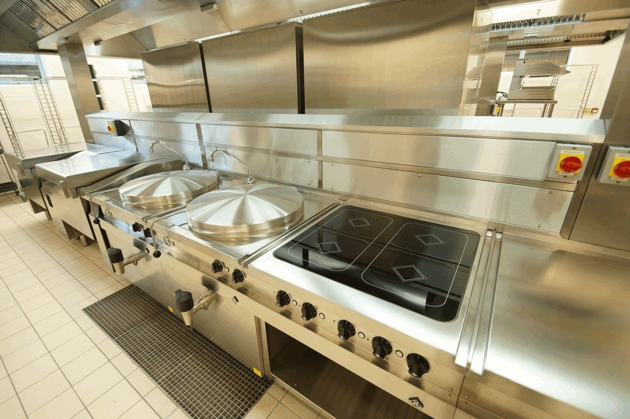 New catering facilities at Stepping Hill