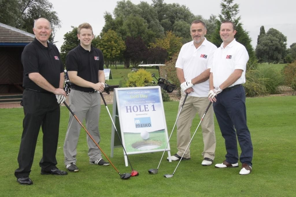 Craft Guild of Chefs Golf Day