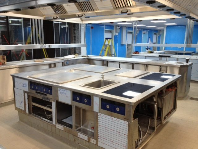 Northcote Catering Installation 011