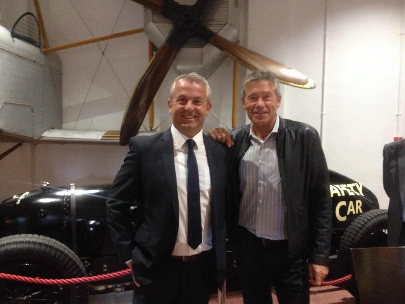 Tiff Needell has been checking us out