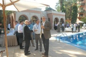 Paul at the FCSI EAME Conference in Marrakesh in 2009