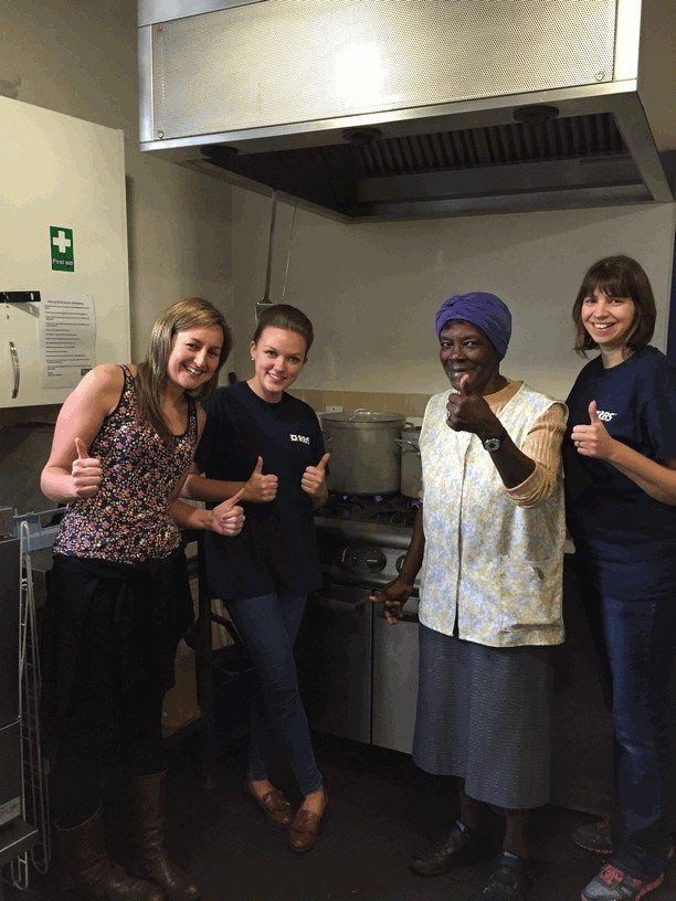 C&C and CEDA Provide New Oven for TAB Centre in Shoreditch