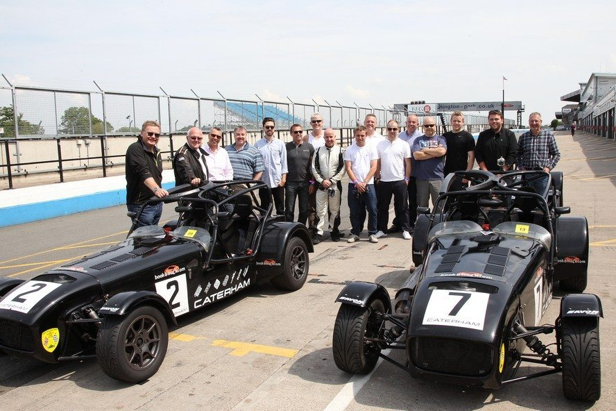 Catering Engineers Track Day 2