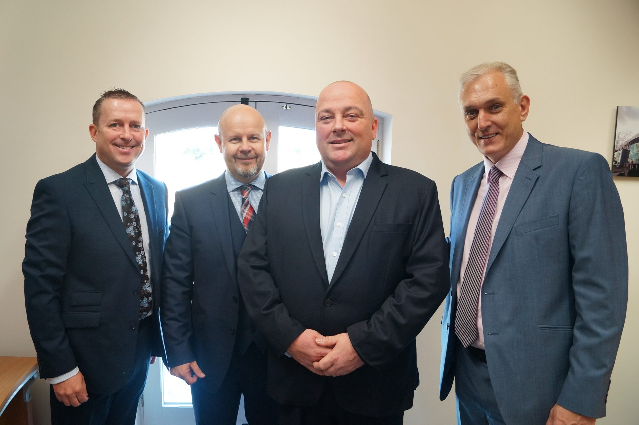 20 years at C&C for Project Director Mark Roxburgh