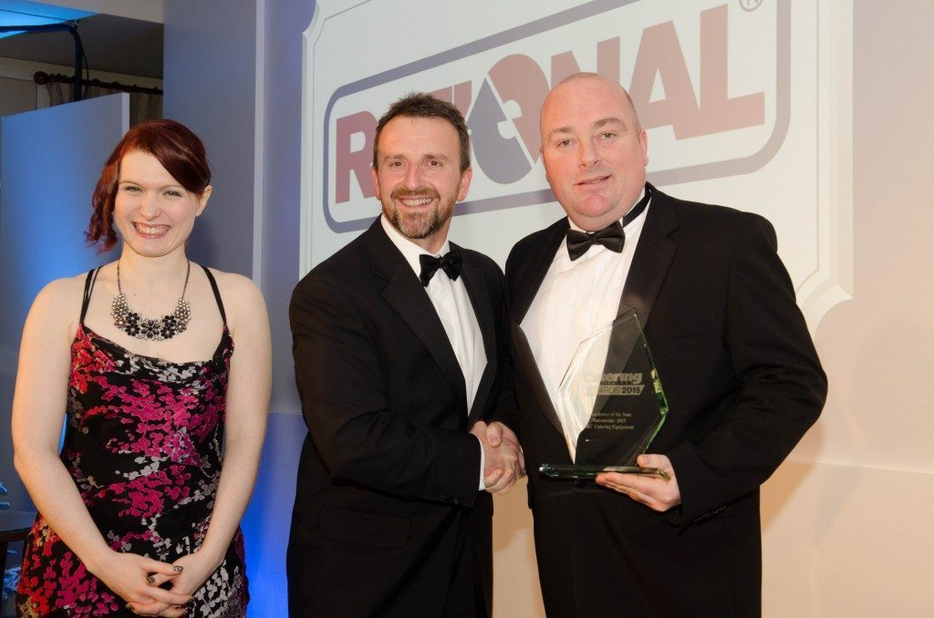 C&C Catering Equipment Ltd Catering Insight Awards 2015 London