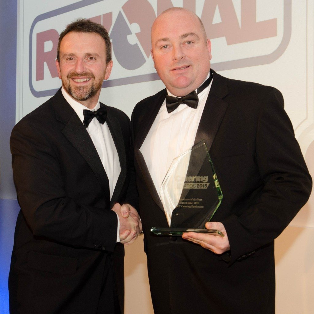 And the winner is… C&C Catering Equipment Ltd!