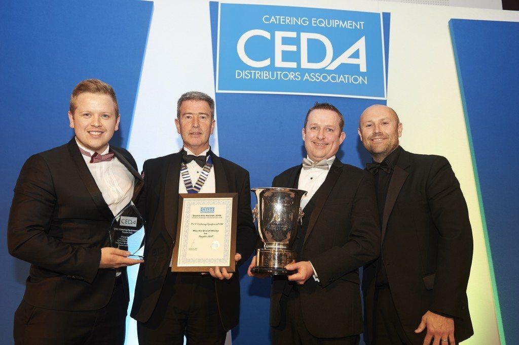 CEDA Grand Prix Awards 2016 Overall Winners