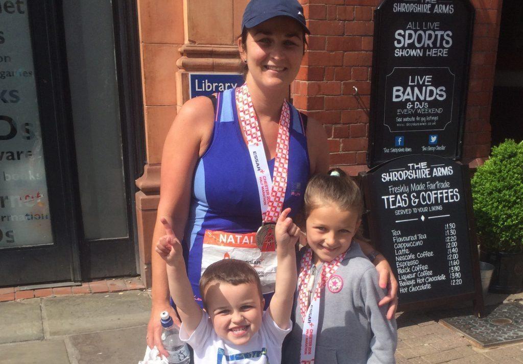 Chester Half Marathon 2016 1