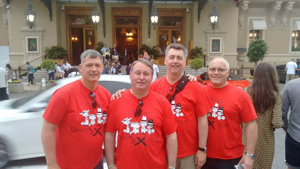 C&C Catering Equipment Ltd Monte Carlo Or Bust Rally