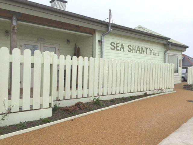 C&C Catering Equipment Ltd Sea Shanty Cafe