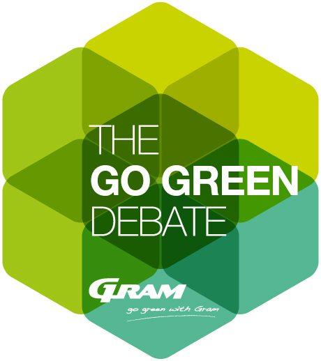 Sales Director Peter F joins webinar for #thegogreendebate