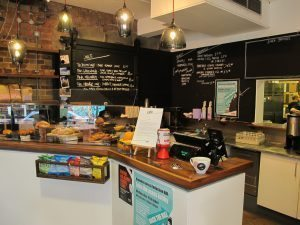 C&C Catering Equipment Ltd Cafe from Crisis