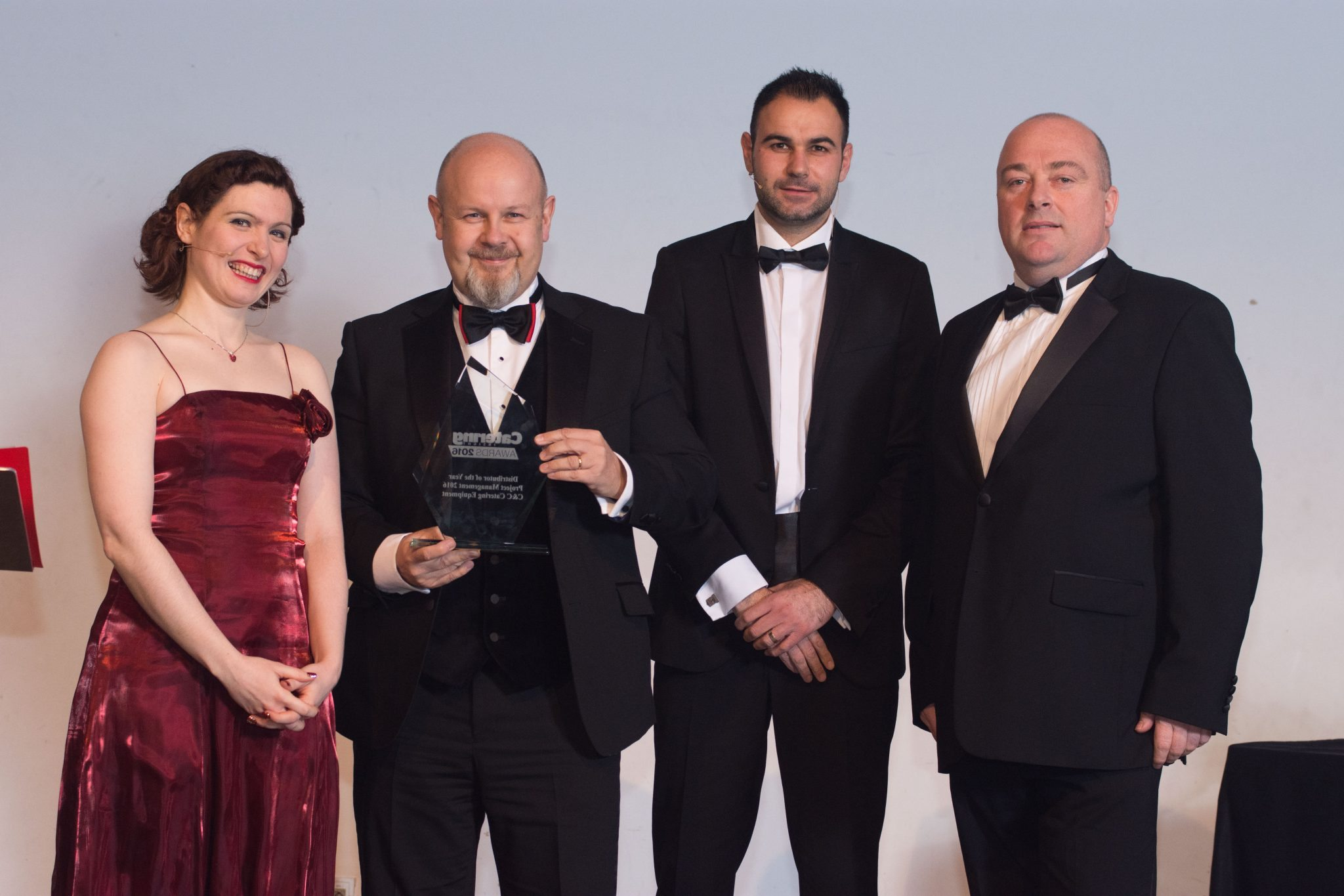 Success for C&C at CI Awards 2016