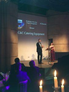 Catering Insight Awards C&C Catering Equipment Ltd