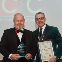 C&C Catering Equipment Ltd CEDA Awards Project Management