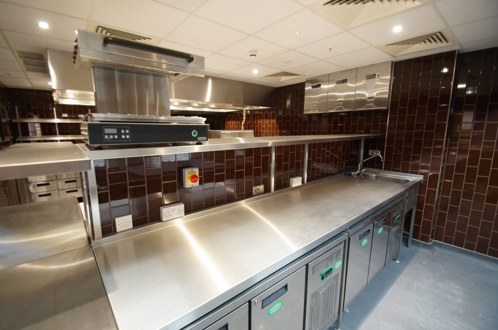 C&C Catering Equipment Ltd Coya Kitchen Facilities