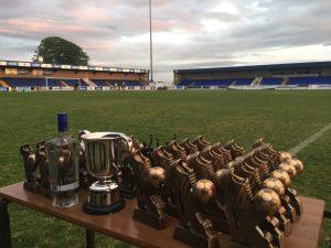C&C Catering Equipment Ltd Football Sponsorship Chester