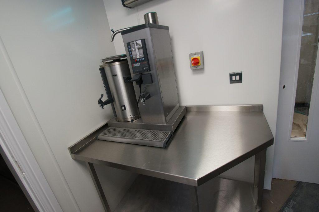 C&C Catering Equipment Ltd Orchard Cafe Shrewsbury