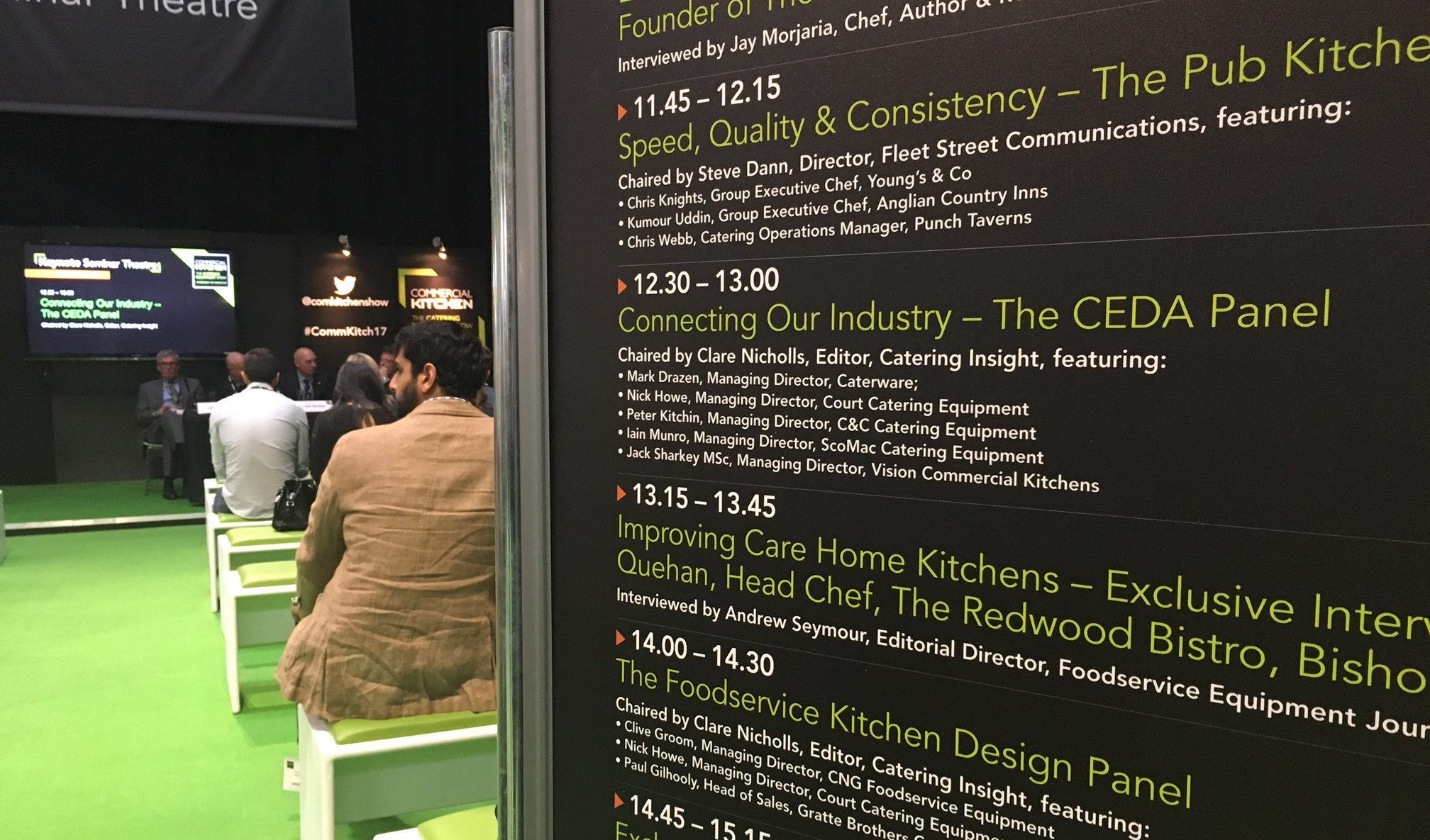 gallery the commercial kitchen show 2017 c u0026c catering equipment ltd