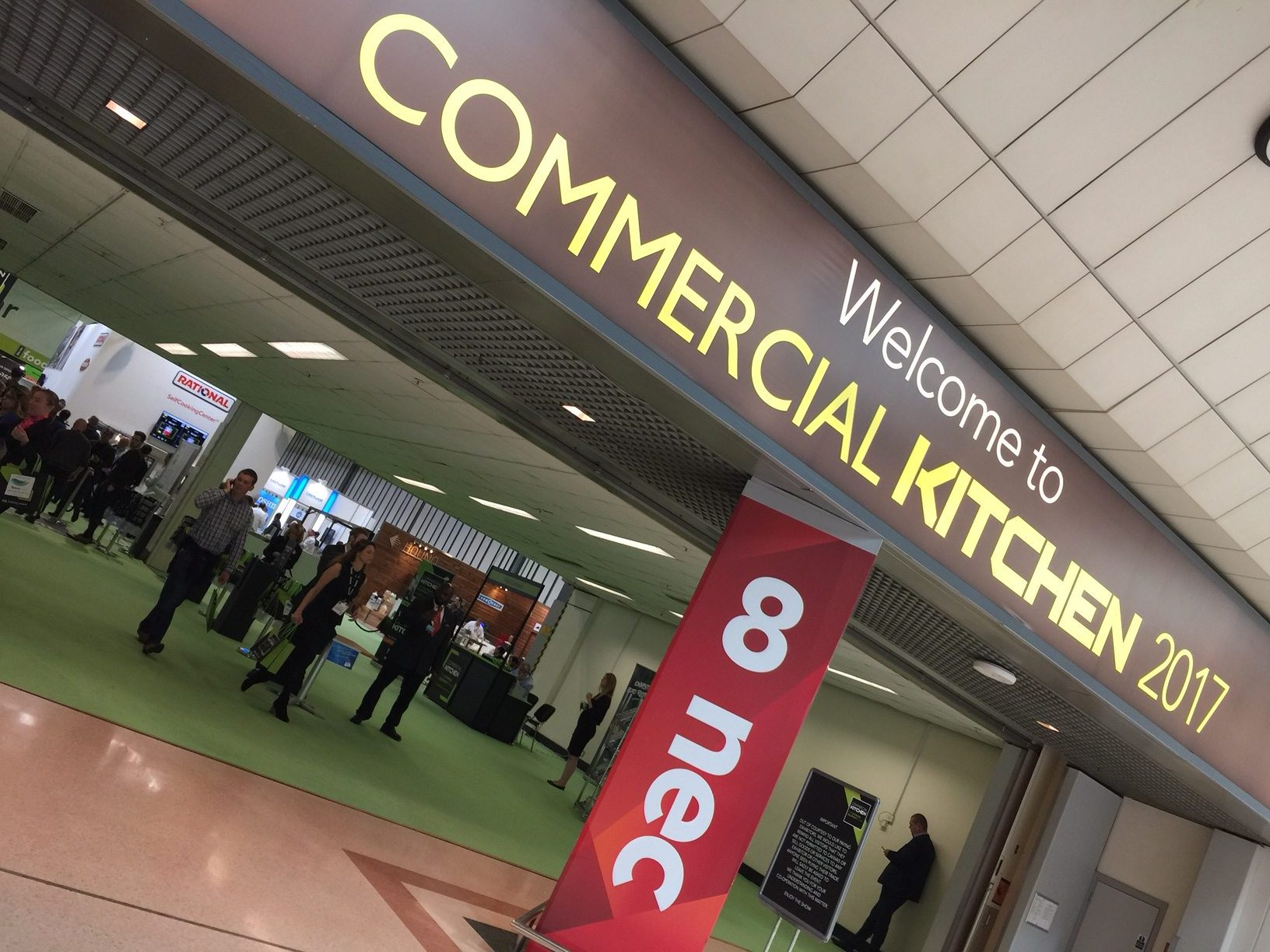C&C Catering Equipment Ltd Commercial Kitchen Show