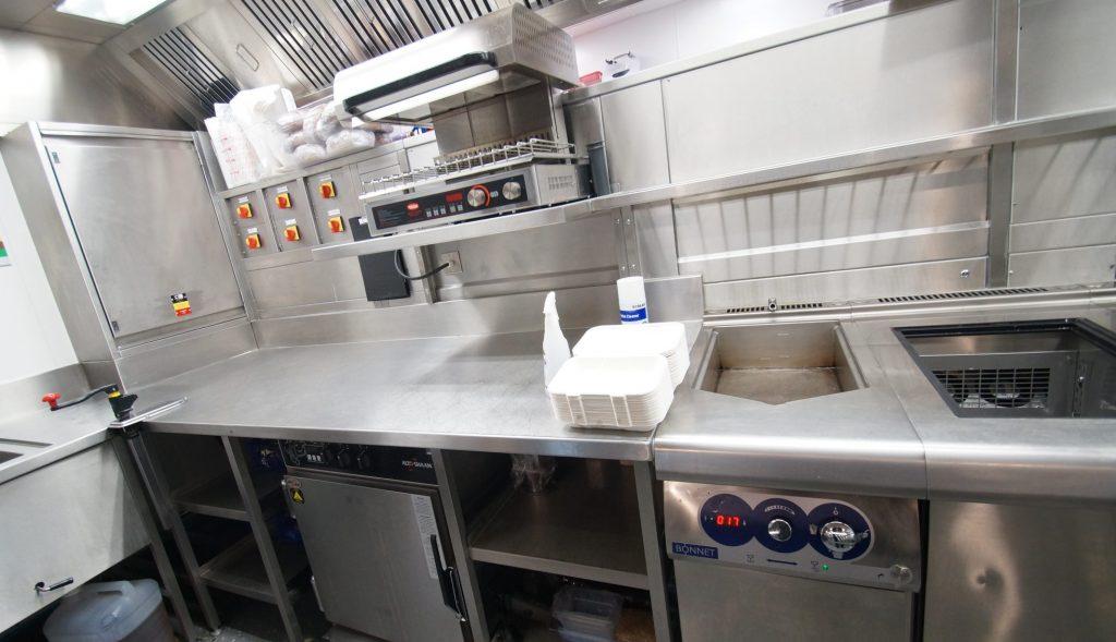 C&C Catering Equipment Ltd Havas Media London Commercial Kitchen Facilities