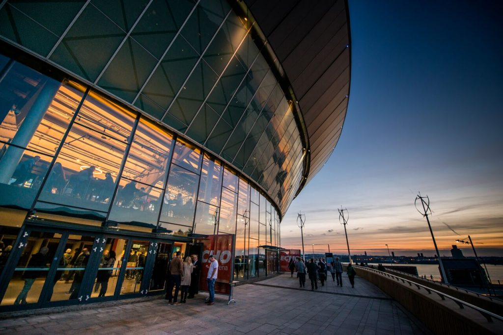 C&C Catering Equipment Ltd Liverpool Echo Arena