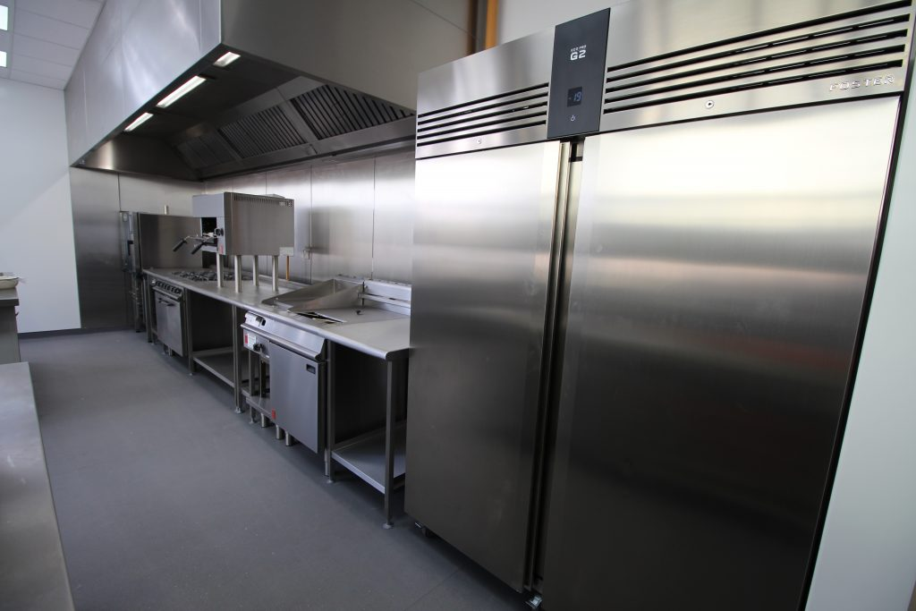 C&C Catering Equipment Ltd Staff Dining facilities