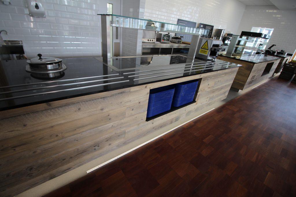C&C Catering Equipment Ltd Staff Dining facilities