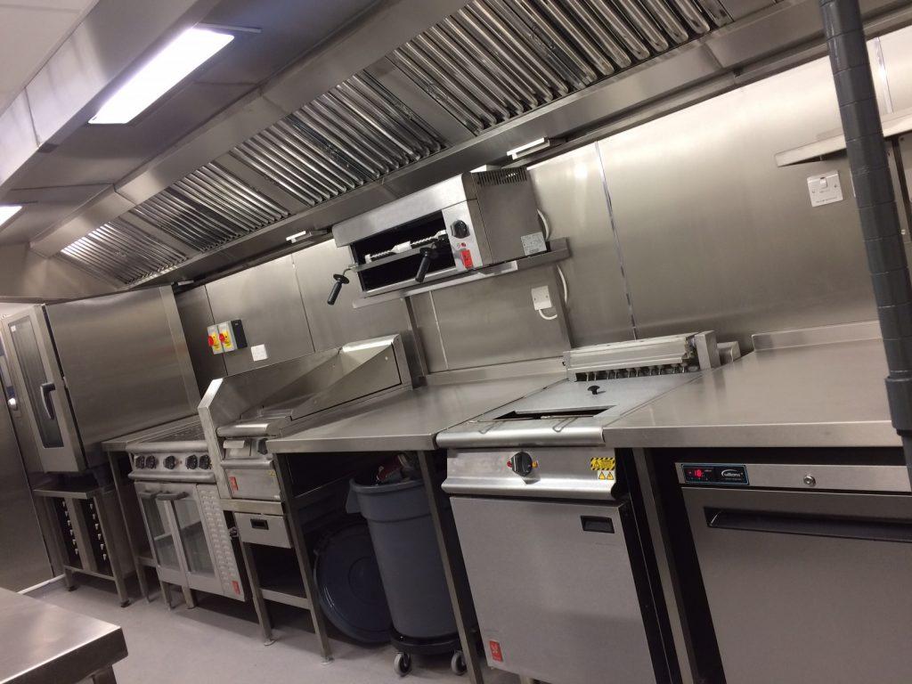 C&C Catering Equipment Ltd Museum Foodservice Facilities
