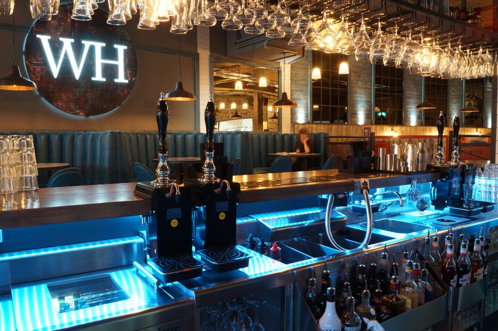 The Warehouse Bar & Grill, Shrewsbury
