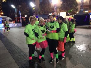 C&C's Neon Divas complete The Christie 10k