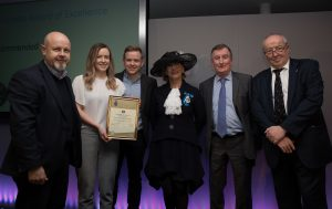 C&C Highly Commended at Awards Ceremony