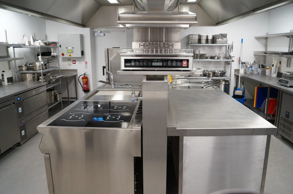 The Swan Pub Catering Equipment Kitchen Facilities
