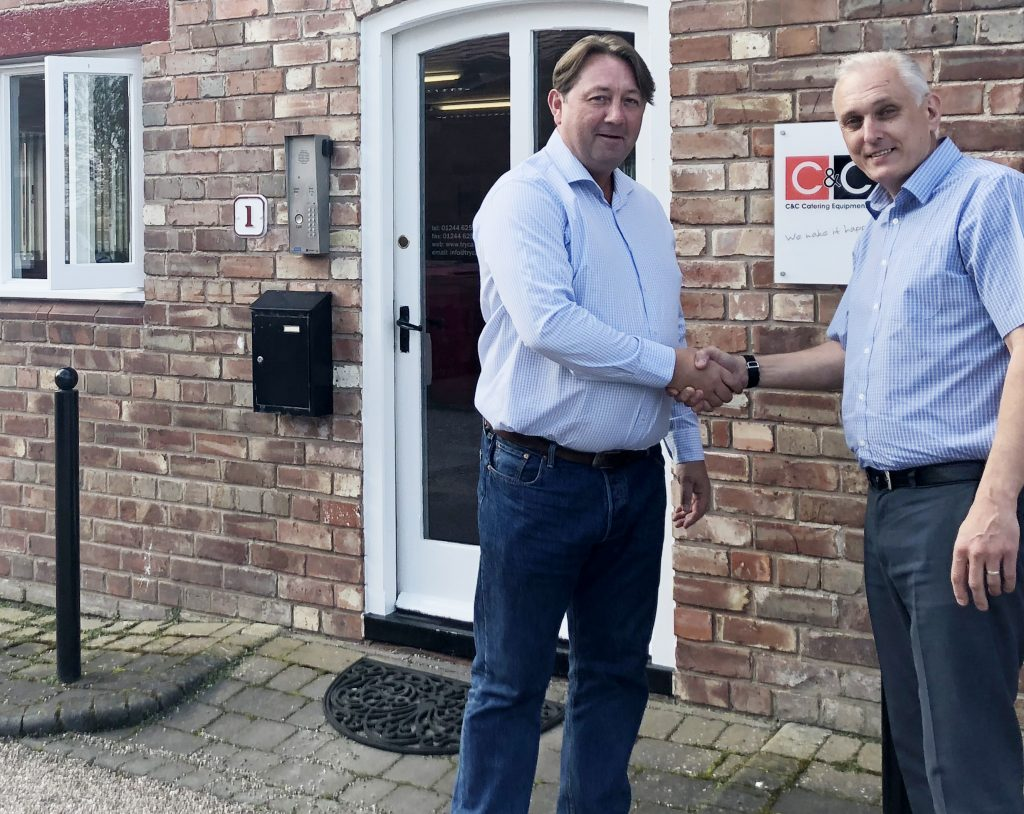 C&C welcomes Steve Lunt from Fabs