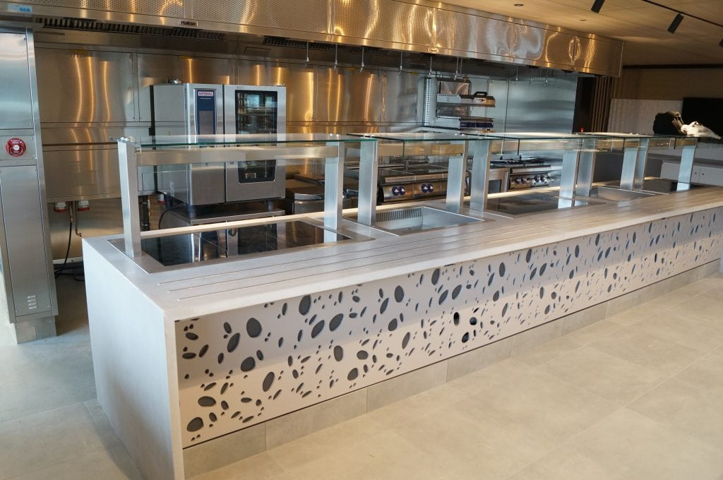 C&C Catering Equipment Ltd Commercial Kitchen London Hotel