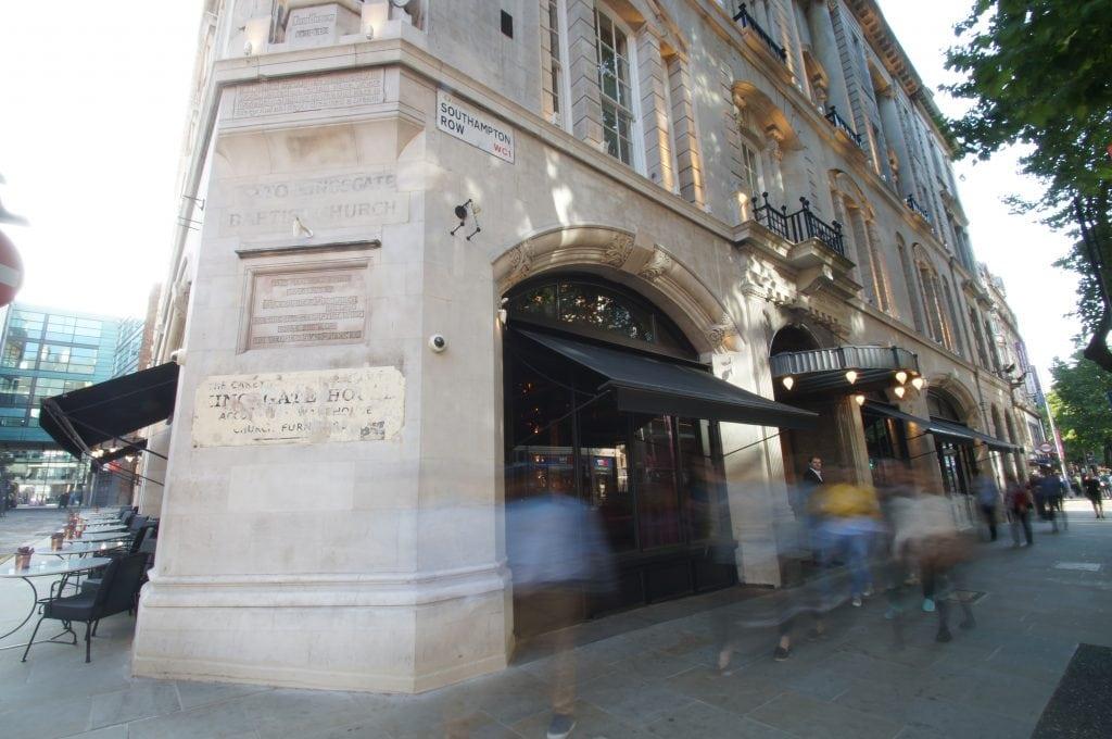L'oscar, London