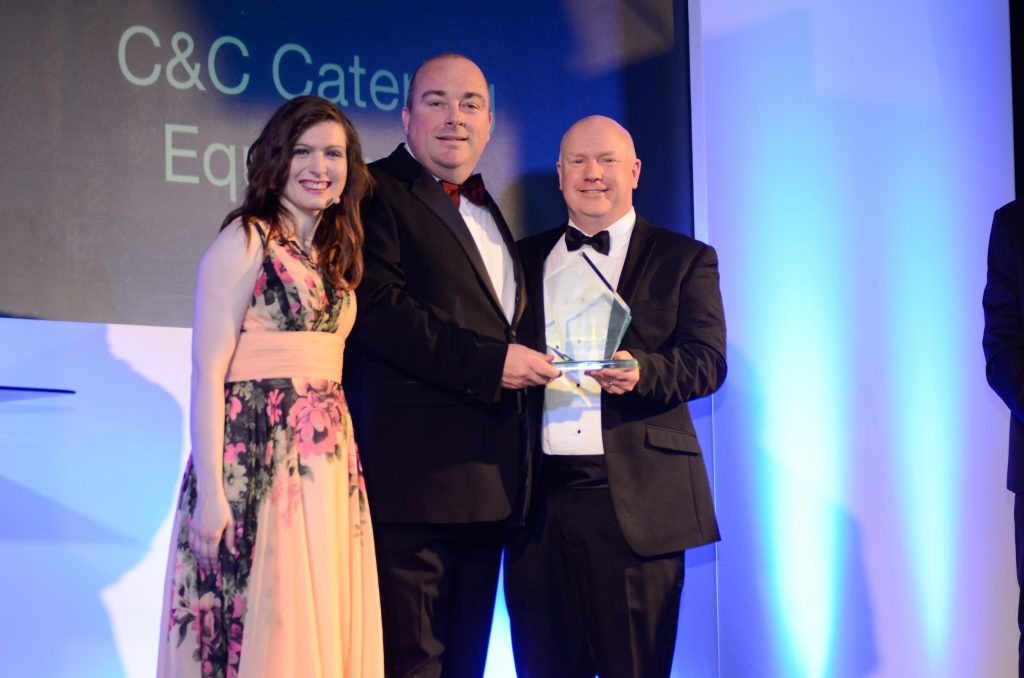C&C named Project Management team of the year!