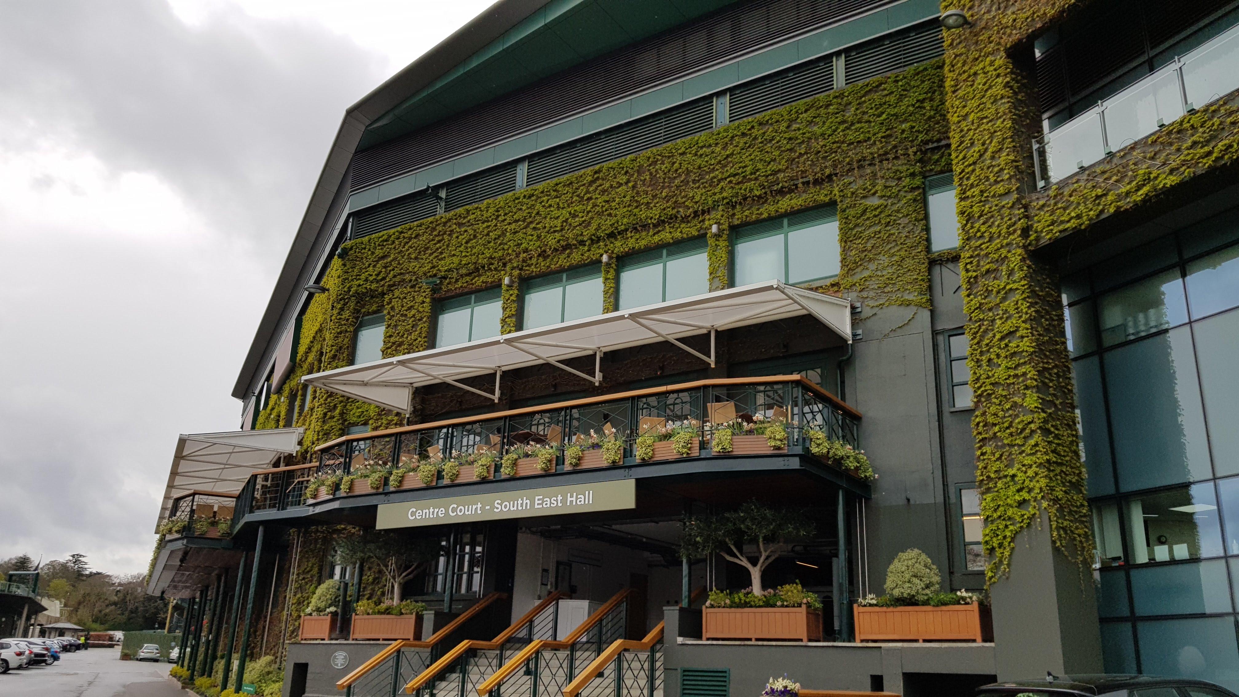 All England Lawn Tennis & Croquet Club, Wimbledon