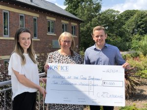 C&C supports local hospices
