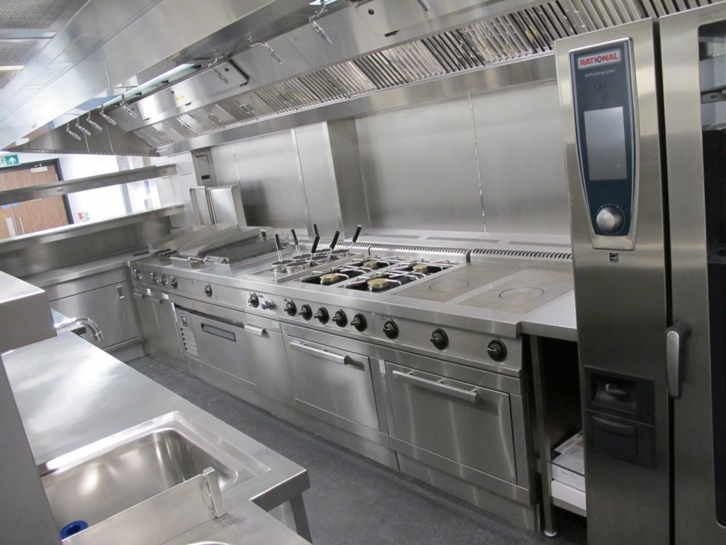 The Comet Hotel Commercial Kitchen Catering Equipment Hotel Restaurant Bar C&C Catering Equipment Ltdet1