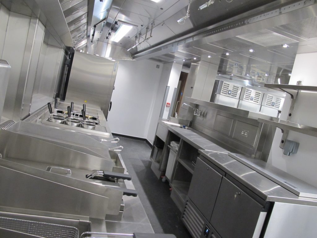The Comet Hotel Commercial Kitchen Catering Equipment Hotel Restaurant Bar C&C Catering Equipment Ltd