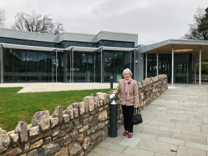 Conwy Culture Centre, North Wales