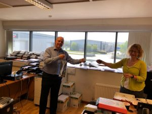 C&C Group Bids Farewell to Ian Berrow