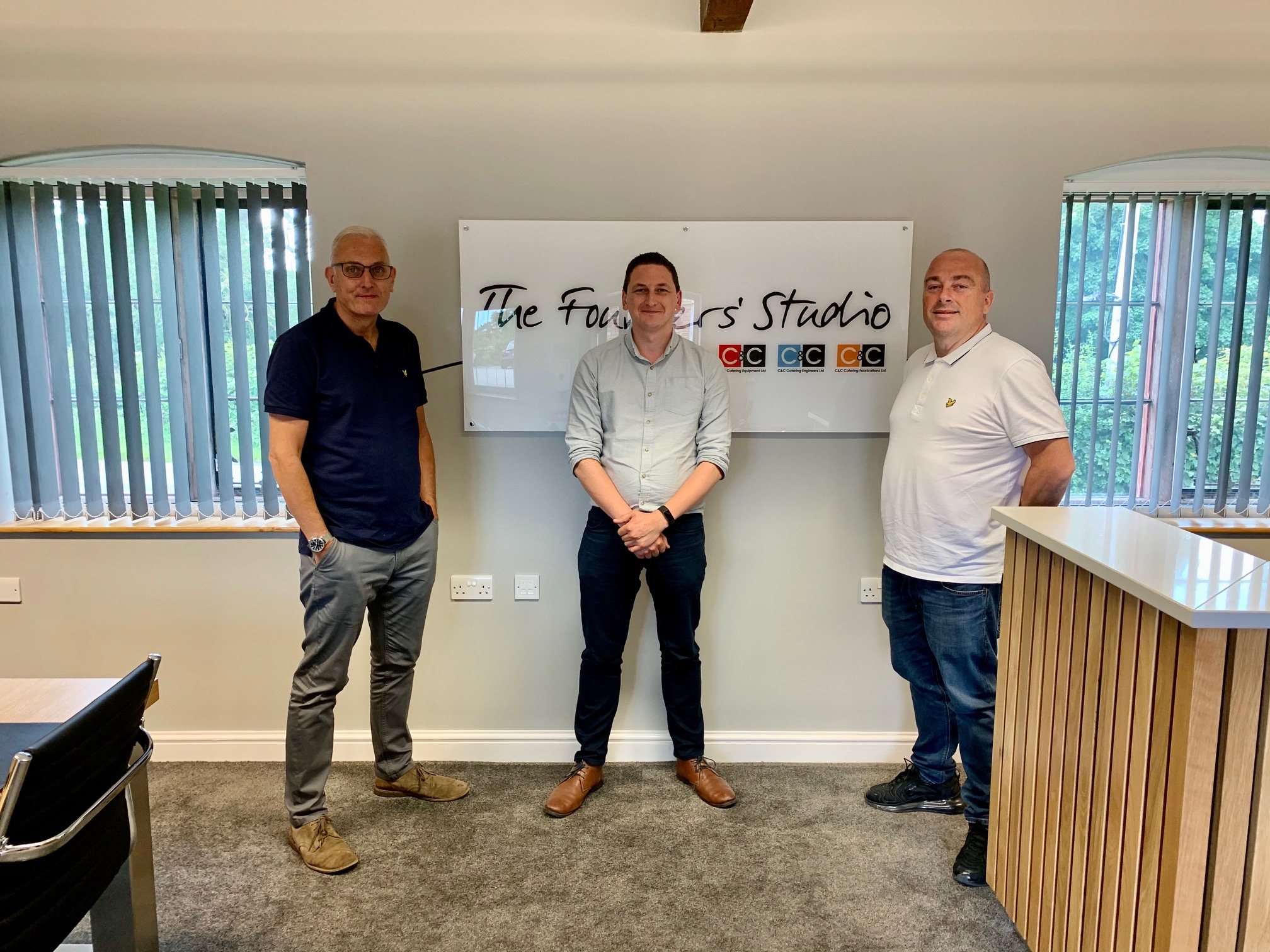 C&C welcomes PM Luke Slater to the team