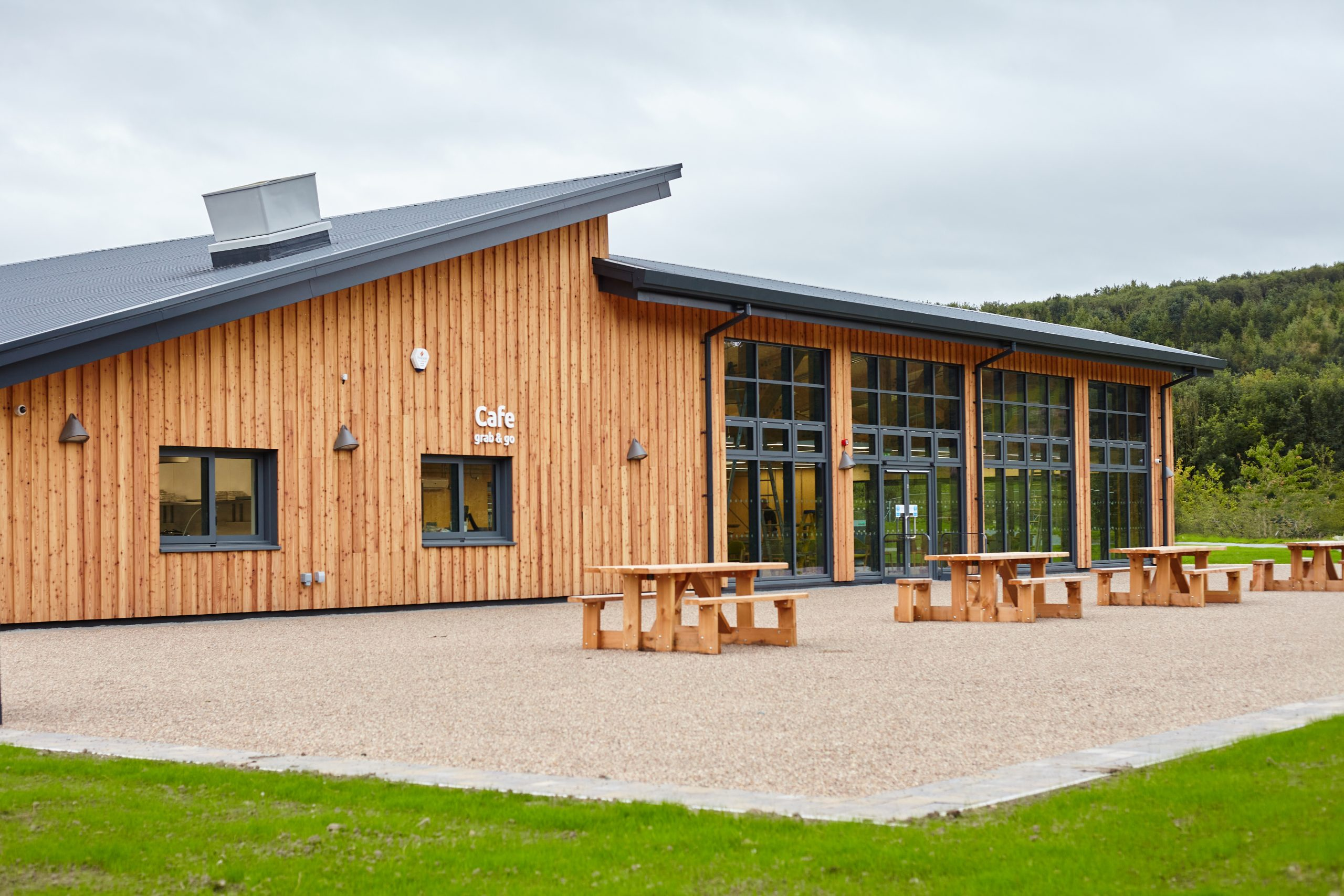 Delamere Forest Visitor Centre project wins award